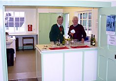 The Bar at Porlock Village Hall