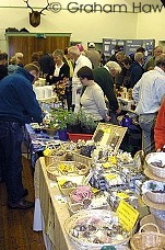 Exmoor Food Festival October 2002 in Porlock Village Hall